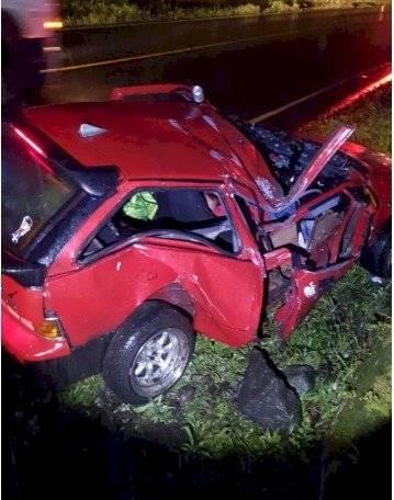 Un fallecido y cinco heridos por deslizamiento de tierra en la vía Santo Domingo