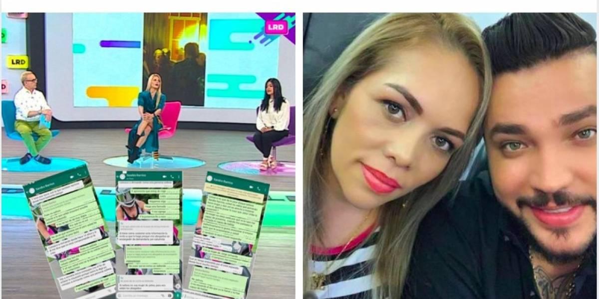 El despectivo apodo que presentadores de 'La Red' usaron para referirse a la ex de Jessi Uribe