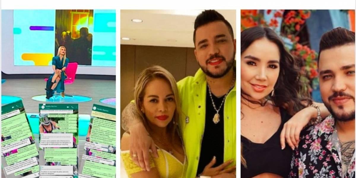 La controvertida respuesta de 'La Red' sobre si contrató a una actriz para dañar la imagen de la ex de Jessi Uribe