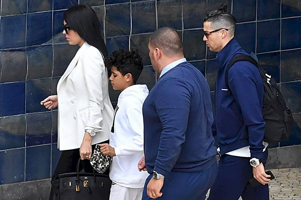 Cristiano Ronaldo terremoto en Madeira