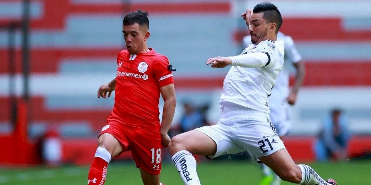 Atlas venció al Toluca y cortó una racha de cinco derrotas consecutivas en la Liga MX con Lorenzo Reyes como capitán