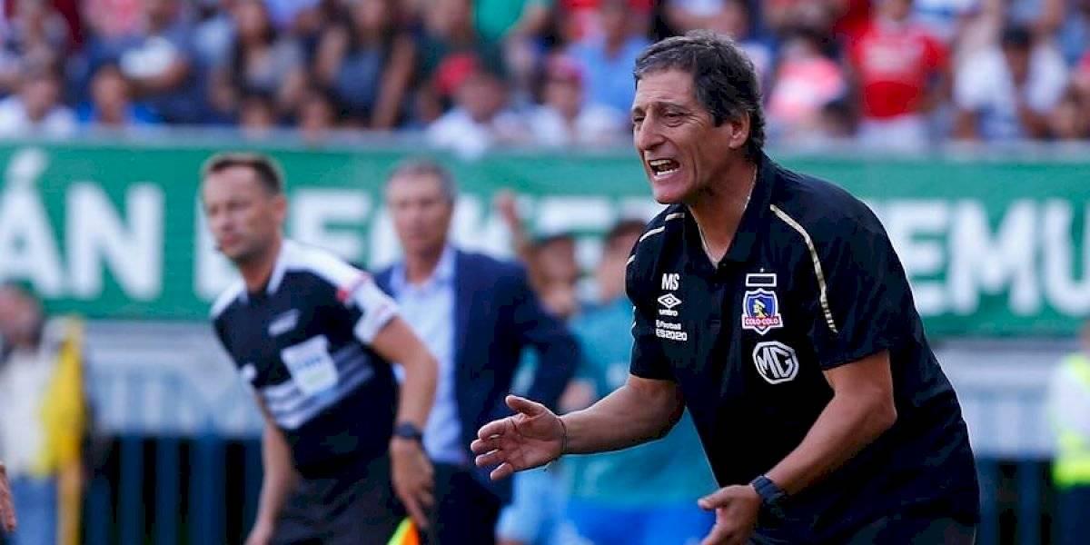 Con ex dirigidos en Colo Colo como posibles refuerzos: Mario Salas cada vez más cerca de Alianza