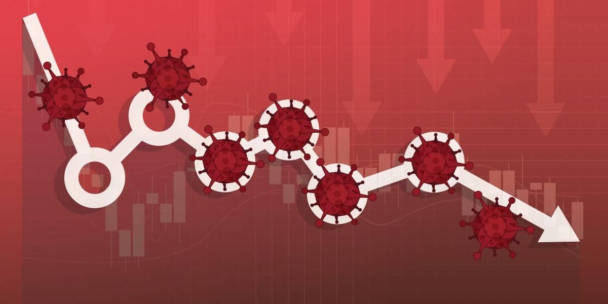 Coronavirus hunde a la economía global