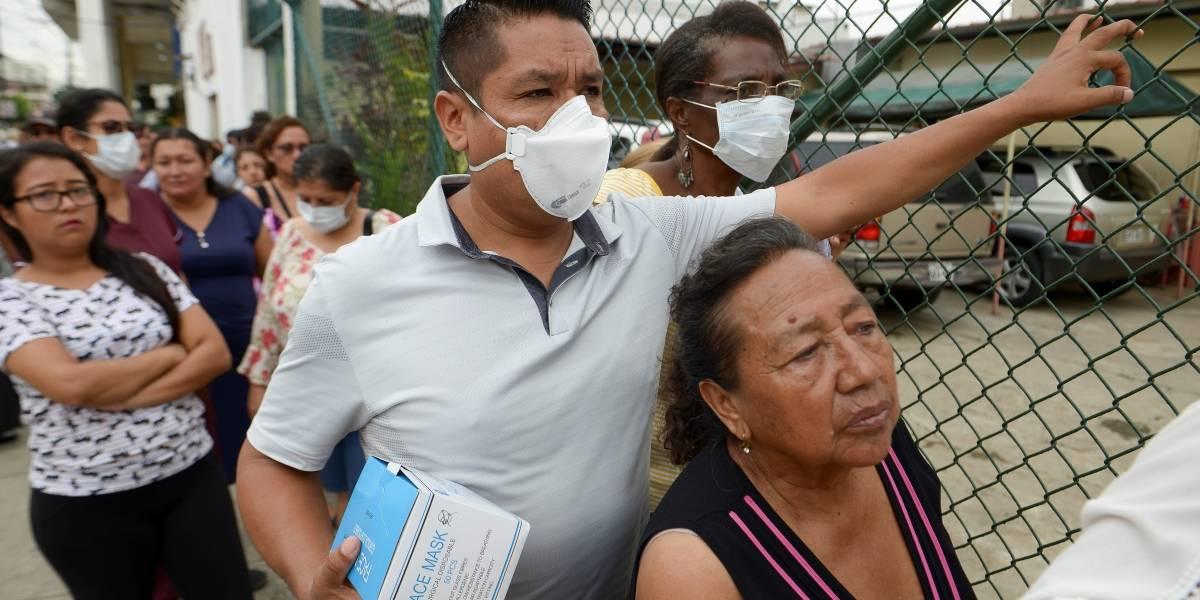 ¡Atención! Detectan tres nuevos casos de coronavirus en el país