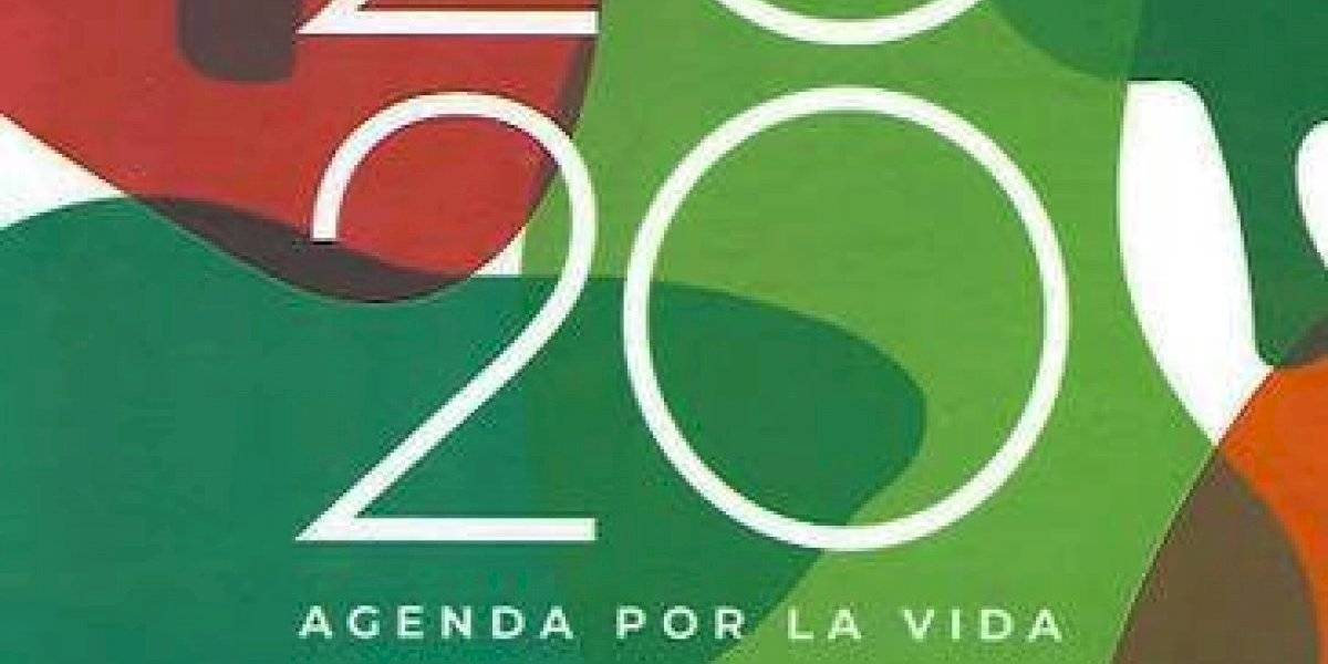 """Presentan doceava edición de la """"Agenda por la vida"""""""