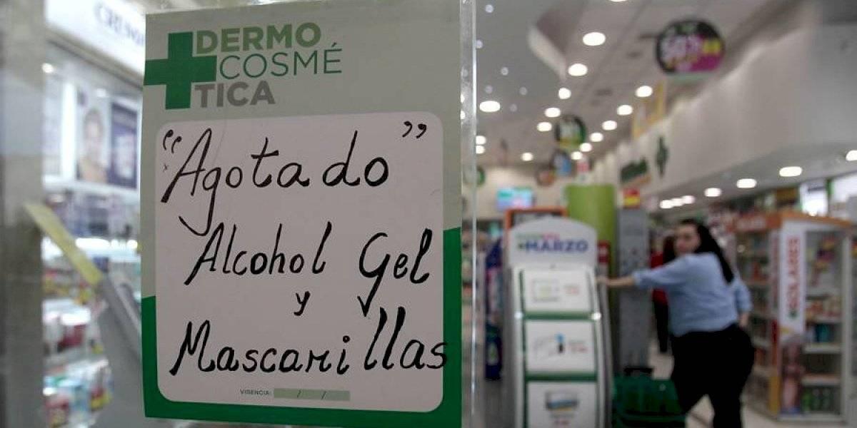 Alcaldes piden fijar precios de alcohol gel y mascarillas: buscan evitar abuso de especuladores por crisis del coronavirus