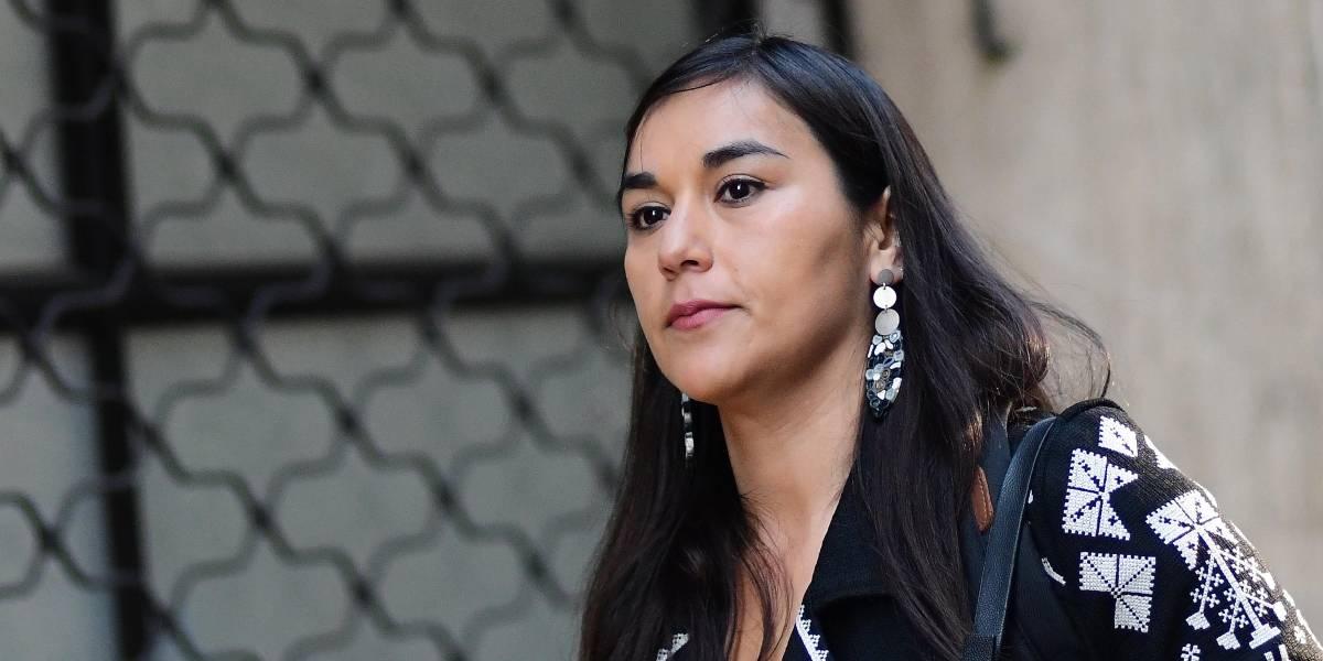 """Izkia Siches y coronavirus: """"El plebiscito no debería estar exento de la programación"""""""