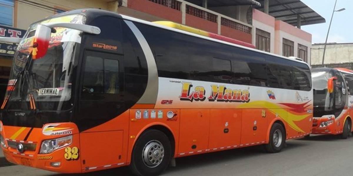 Estado de Excepción: Buses interprovinciales brindarán servicio hasta las 18:00 de este 17 de marzo