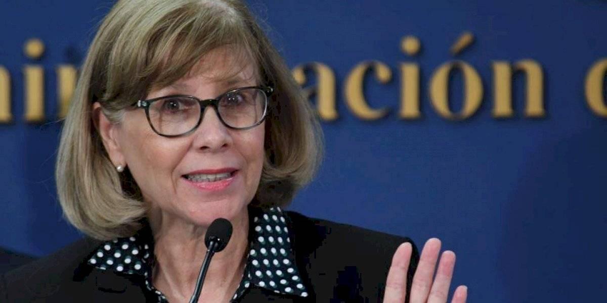 Carmen Deseda queda fuera del Departamento de Salud