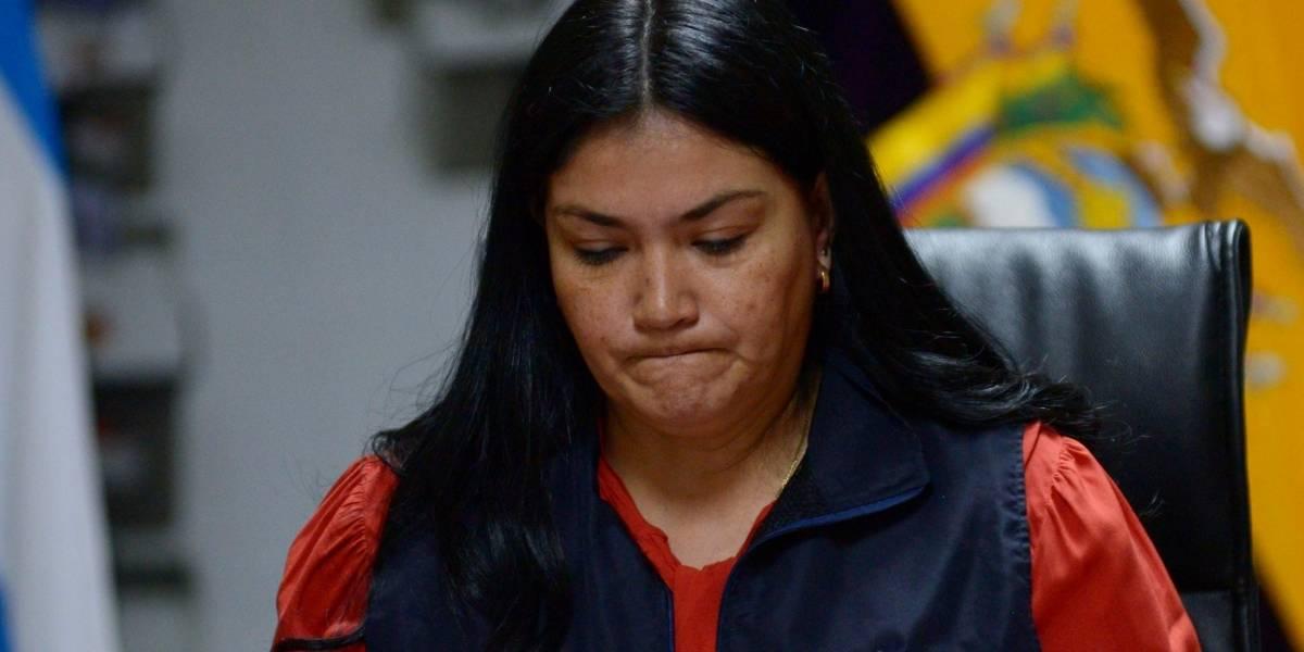 Asamblea Nacional llama a la Ministra de Salud, Catalina Andramuño