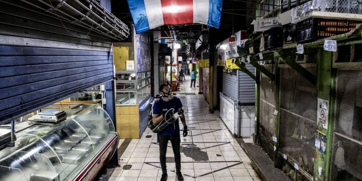 Costa Rica declara estado de emergencia y prohíbe entrada de extranjeros por coronavirus