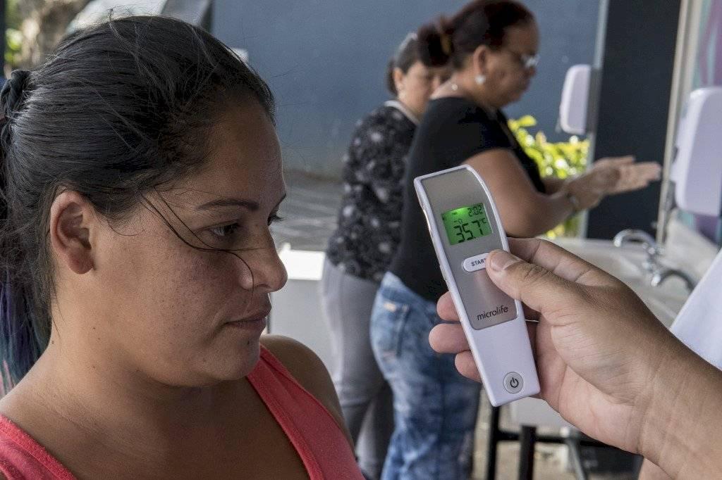Coronavirus en Costa Rica
