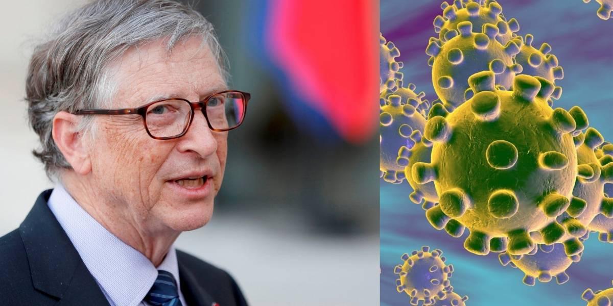Bill Gatespideal G20 a donar más dinero para la vacuna contra covid-19