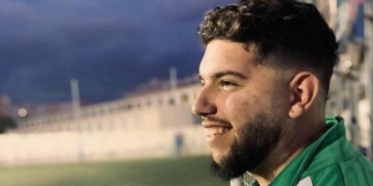 Entrenador del club Atlético Portada Alta muere por coronavirus a sus 21 años