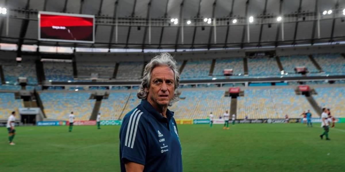 DT de Flamengo espera una contraprueba, tras dar positivo débil en COVID-19