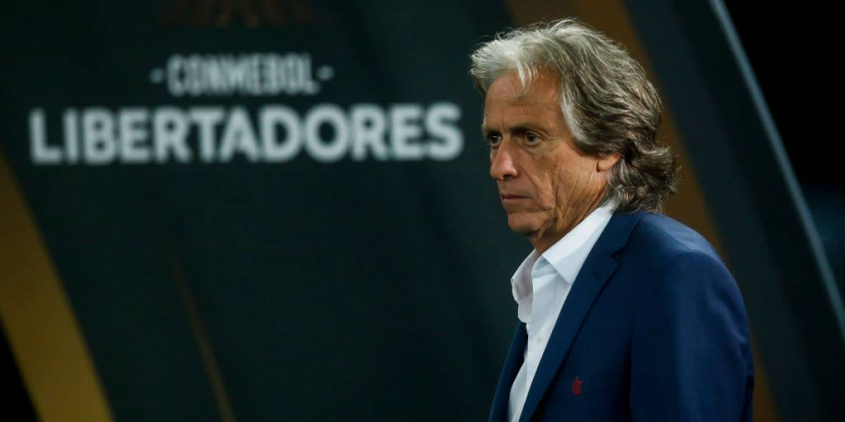 """Entrenador de Flamengo dio """"positivo débil"""" por coronavirus y se realizará nuevos exámenes"""