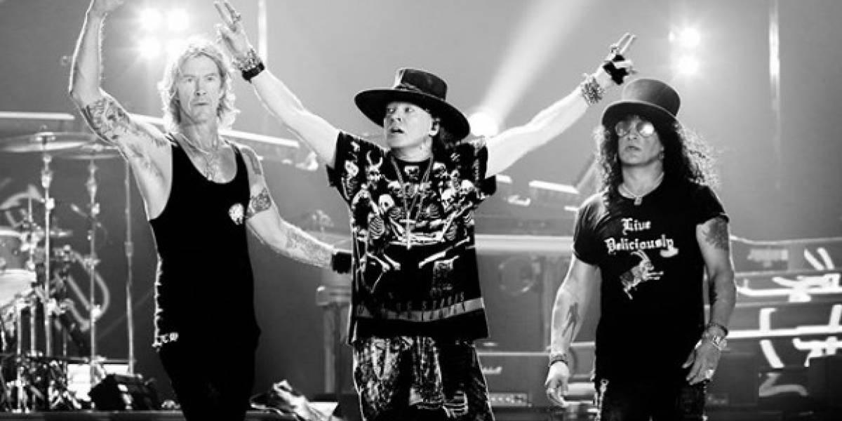 ¡Es oficial! Se reprograma concierto de Guns N' Roses en Guatemala por el coronavirus