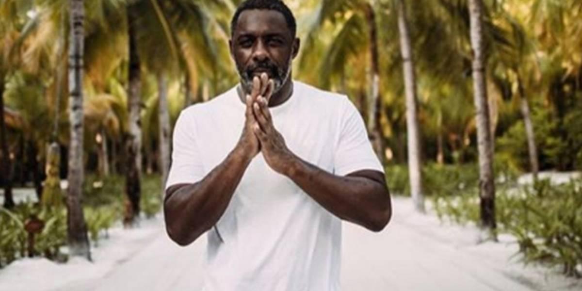 Idris Elba dio positivo en la prueba del Covid-19, y este es su mensaje
