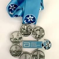 Medalha Six Majors