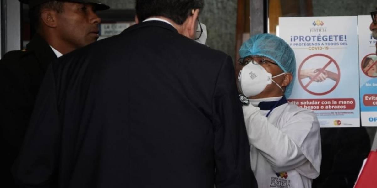 La cifra de contagiados por coronavirus en Ecuador asciende a 111 casos