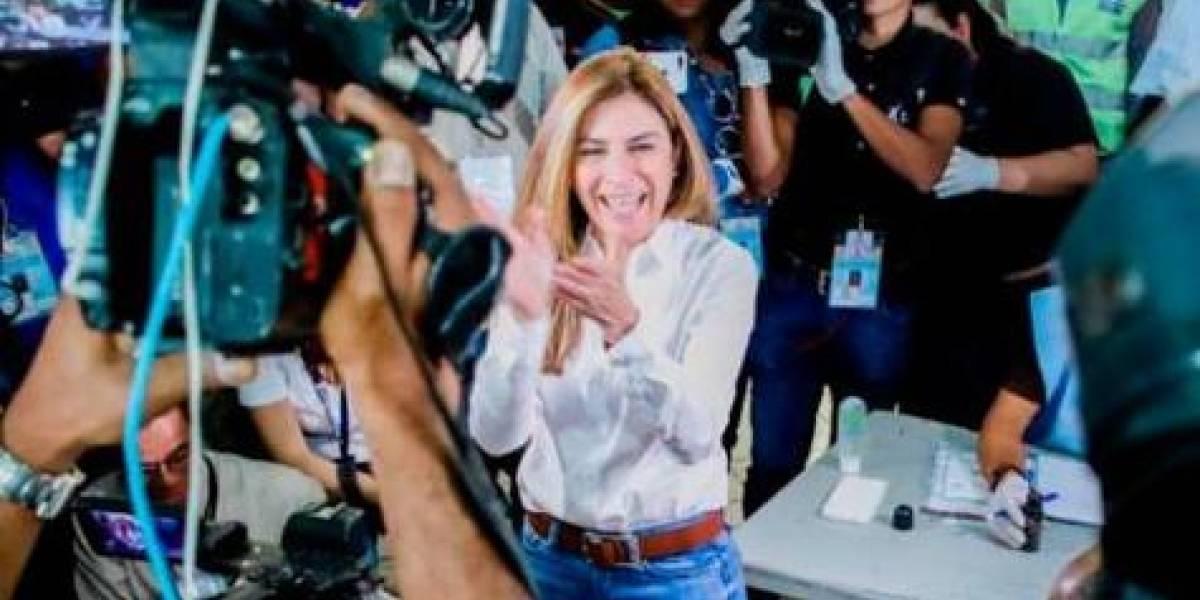 Contreras reconoció el lunes triunfo de Carolina