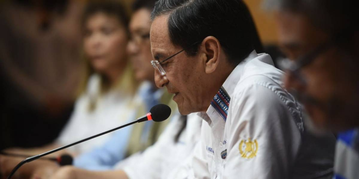 Ministro de Salud confirma primer guatemalteco fallecido por Covid-19