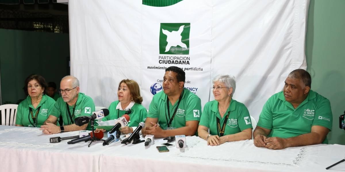 Participación Ciudadana denuncia compra de votos en el 19 % de los recintos