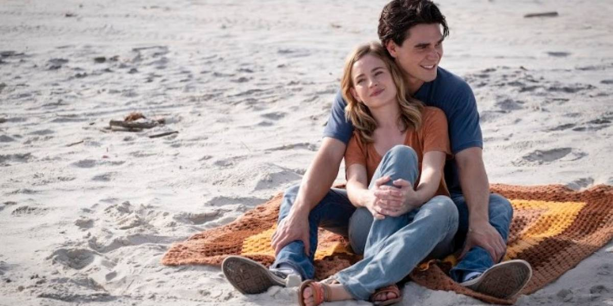 KJ Apa, de 'Riverdale' al romance de 'Mientras estés conmigo'