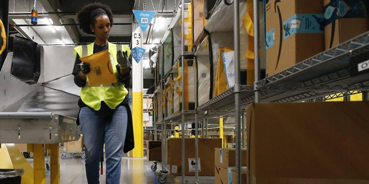 Amazon busca contratar a 100,000 por alza en demanda