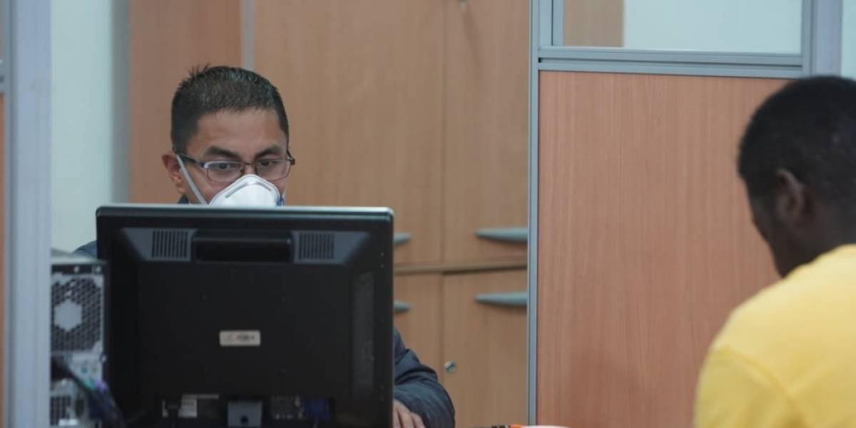Se registra el primer caso de coronavirus en Manabí