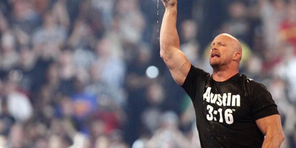 WWE: hoy es el día de Stone Cold y estos son sus 4 mejores momentos