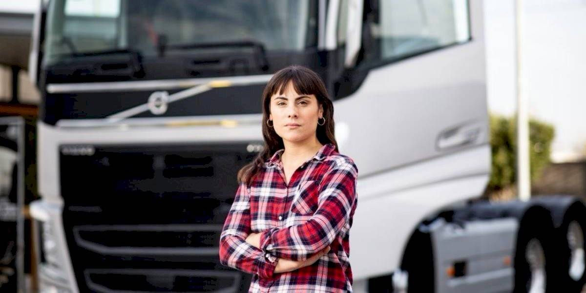Volvo Chile quiere más mujeres en el transporte con Volvo Iron Women