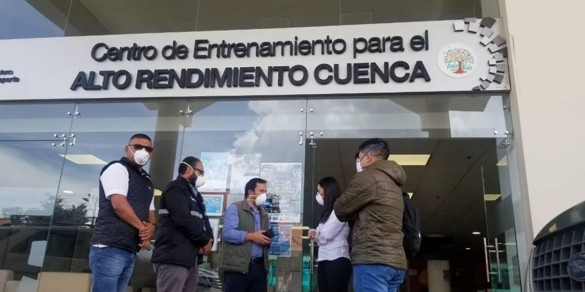 CEAR-Cuenca en 10 días recibirá a pacientes con coronavirus