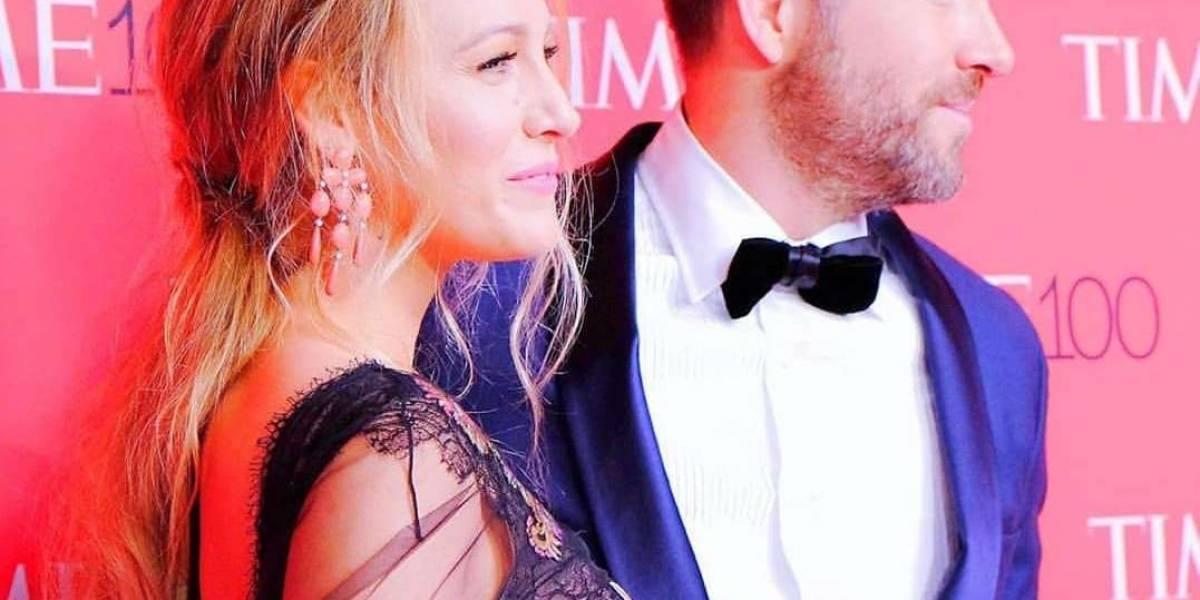 Ryan Reynolds y Blake Lively hacen millonaria donación para combatir el coronavirus