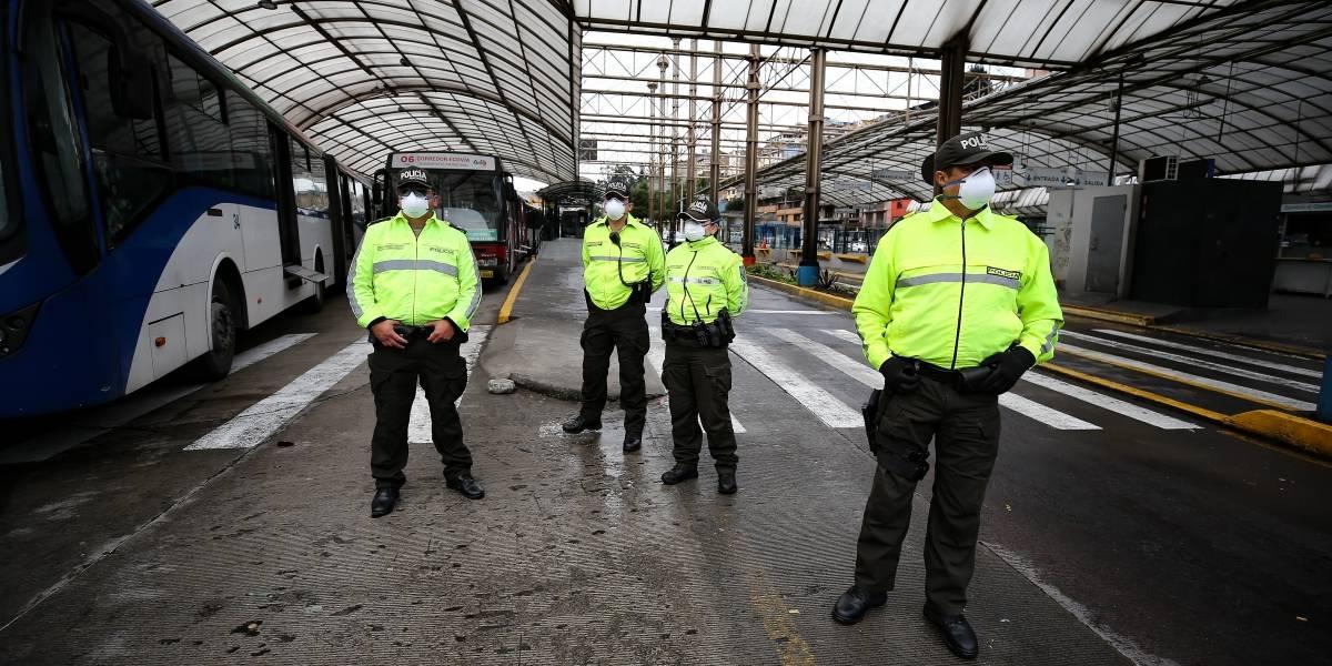 ¡Atención! Se retoma el proceso de reclutamiento para la Policía Nacional