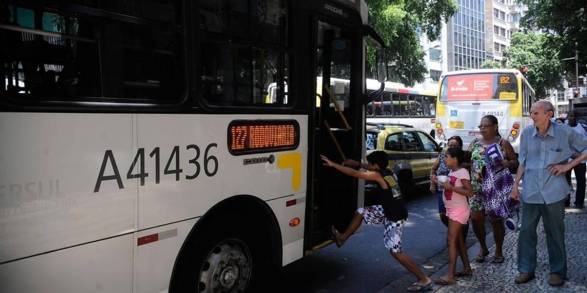 RJ restringe circulação de ônibus na região metropolitana