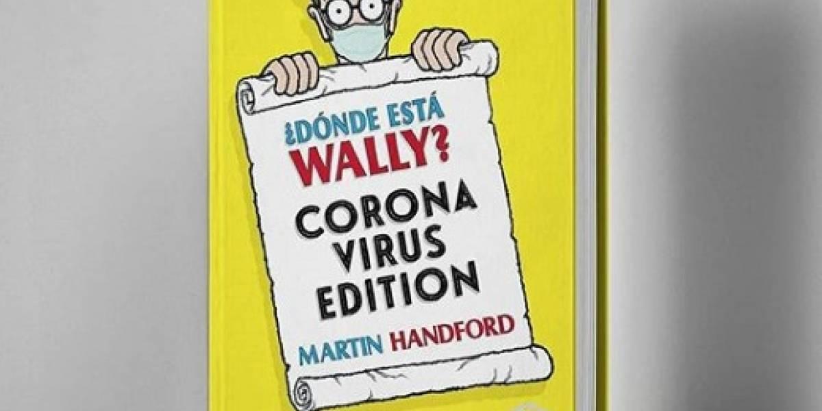 ¿Dónde está Wally?: artista argentino recrea como lucirían las ilustraciones a causa del Covid-19