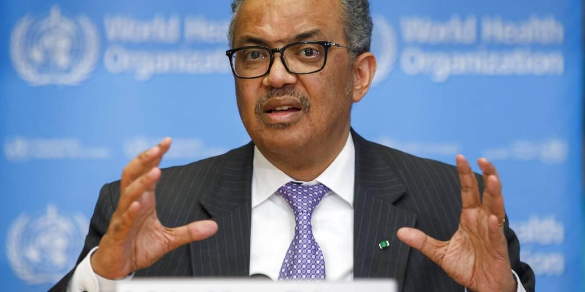 Director General de la OMS afirma que la pandemia por Covid-19 está acelerando