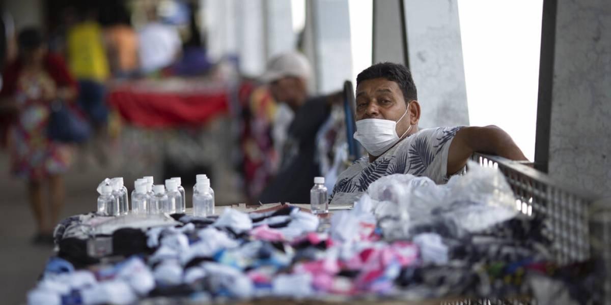 """Coronavirus en Brasil: Río de Janeiro y Sao Paulo son declarados en """"estado de emergencia"""""""