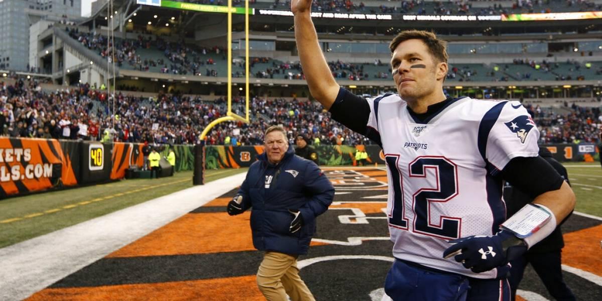Tom Brady se va de los Patriots