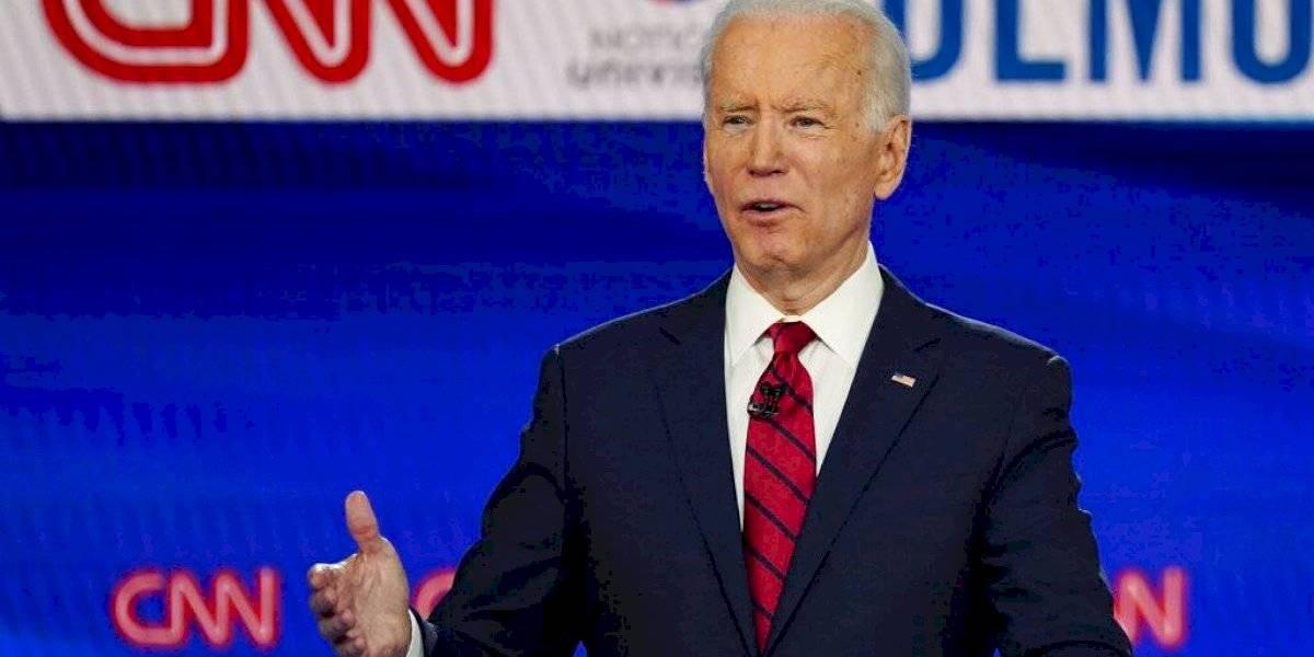 Joe Biden recibe protección del Servicio Secreto
