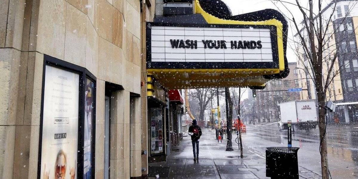 Cierran cines en Estados Unidos