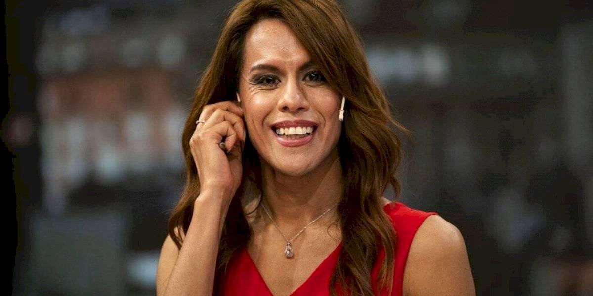 TV argentina tiene nueva presentadora transgénero