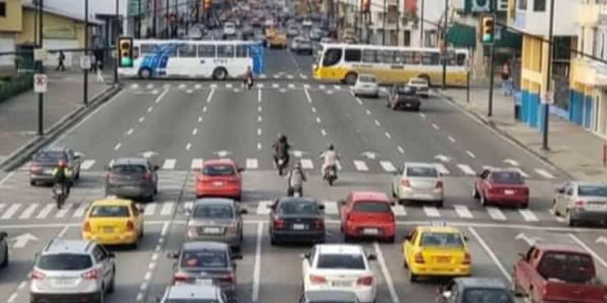 Guayaquil: no todos se quedan en casa