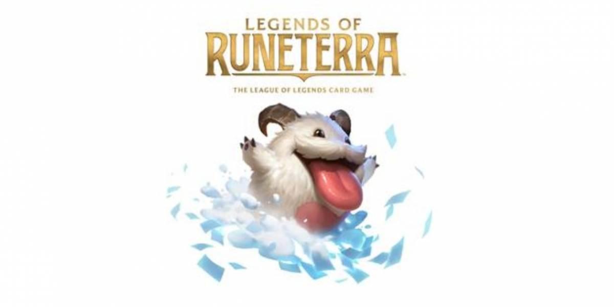 Game Legends of Runeterra já tem data de lançamento