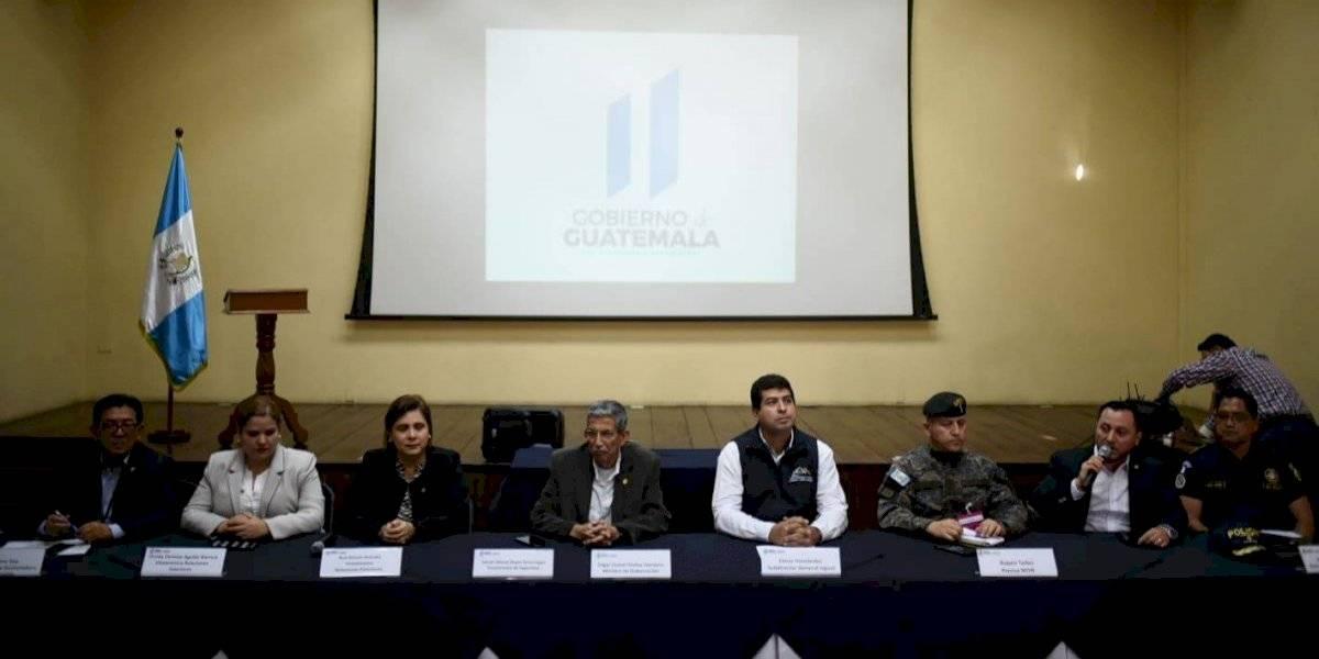 Gobierno brinda conferencia interinstitucional en seguimiento por Covid-19