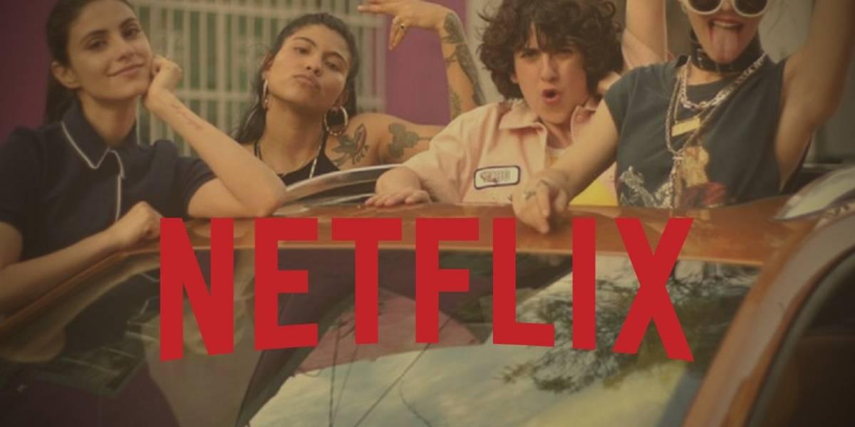 A nova série da Netflix que todo grupo de amigas deveria maratonar