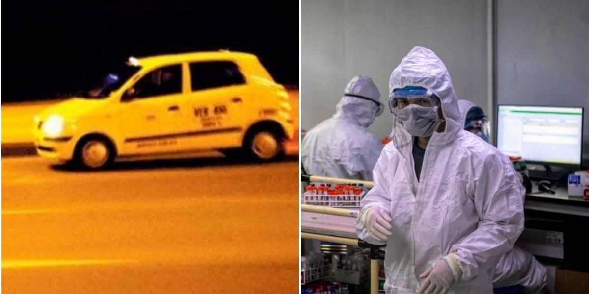 Investigan si taxista que falleció por neumonía tenía coronavirus