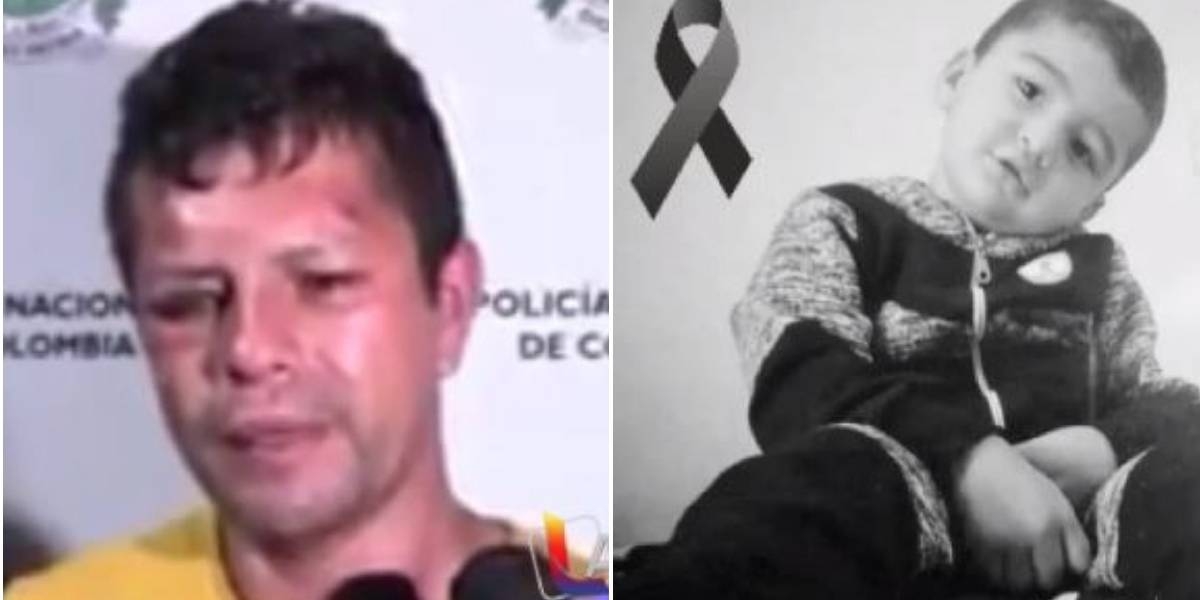 (VIDEO) El aberrante relato de hombre que asesinó a su pequeño hijo de dos años