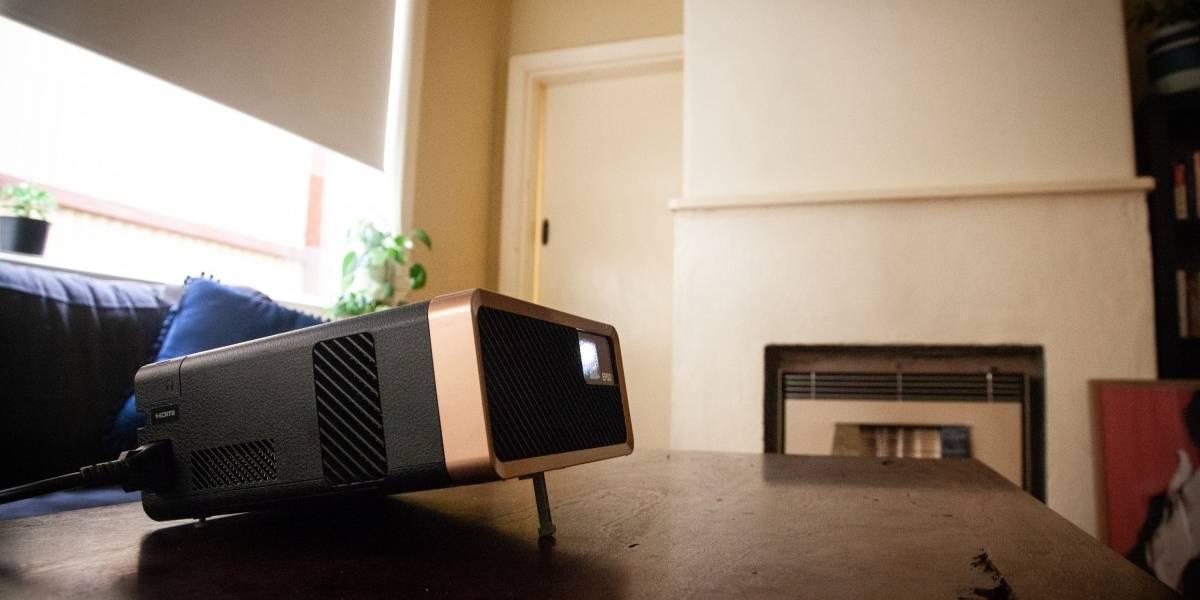 Lanzamientos: la nueva apuesta de videoproyección de Epson, el Portable Laser Entertainment EF-100
